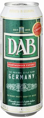 Пиво «Dab Original»