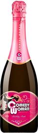 Винный напиток розовый полусладкий «Comedy Woman»