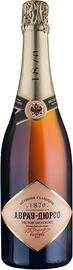 Вино игристое розовое брют «Премиум Розовое» выдержанное