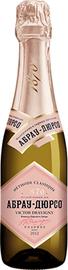 Вино игристое розовое брют «Премиум Розовое, 0.375 л» выдержанное