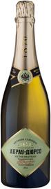 Российское шампанское белое полусладкое «Абрау-Дюрсо Премиум» выдержанное