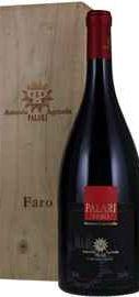 Вино красное сухое «Palari Palari Faro» 2009 г. в деревянной коробке