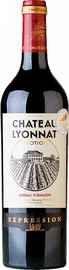 Вино красное сухое «Chateau Lyonnat Emotion Expression» 2011 г.