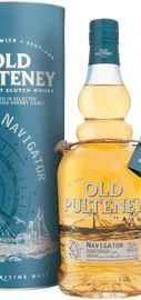 Виски «Old Pulteney Navigator» в тубе