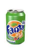 Газированный напиток «Fanta Exotic»