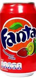 Газированный напиток «Fanta Raspberry-Passiofruit»