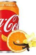 Газированный напиток «Coca-Cola Orange Vanilla»
