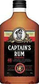 Ликер «Captain's Rum Strong Bitter, 0.25 л»