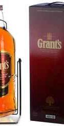 Виски шотландский «Grants Family Reserve» на качелях