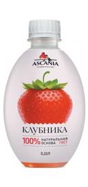 Газированный напиток «Ascania Ascania Клубника»