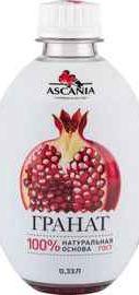 Газированный напиток «Ascania Ascania Гранат»