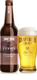 Пиво «Craft Beer Master CITRA American Lager»