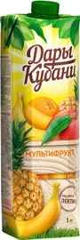 Сок «Дары Кубани Мультифрукт»