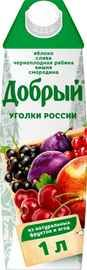 Нектар «Добрый Микс фруктово-ягодный»