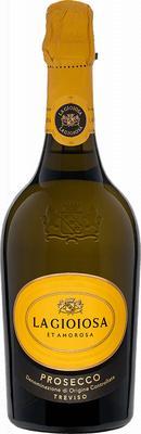 Вино игристое белое брют «La Gioiosa Prosecco Treviso Brut»