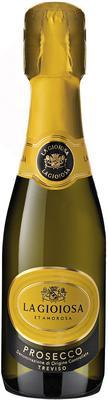 Вино игристое белое брют «La Gioiosa Prosecco Treviso Brut, 0.2 л»
