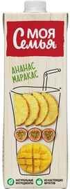 Сок «Моя Семья Ананас-Маракас»