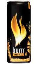 Энергетический напиток «Burn Tropic»