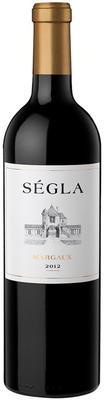 Вино красное сухое «Segla Margaux» 2014 г.