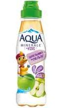 Напиток сокосодержащий «Aqua Minerale for Kids Яблочко»