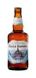 Пиво «Česká Koruna»