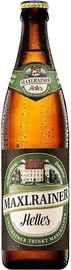 Пиво «Maxlrainer Helles»
