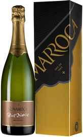 Вино игристое белое экстра брют «Sumarroca Brut Nature Gran Reserva» 2016 г. в подарочной упаковке