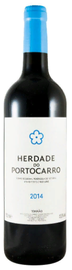 Вино красное сухое «Herdade do Portocarro dry red Peninsula de Setubal» 2015 г.