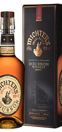 Виски американский «Michter's US*1 Bourbon Whiskey» в подарочной упаковке