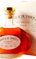 Арманьяк французкий «Bas-Armagnac Chateau du Tariquet VSOP Carafe Classic» в подарочной упаковке
