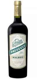 Вино красное сухое «La Posta Angel Paulucci Mendoza» 2018 г.