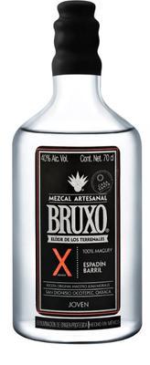 Мескаль «Bruxo X Mezcal Artesanal Joven»