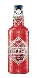Напиток пивной «Garage Hard Lingonberry»