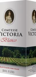 Вино столовое белое сухое «Comtesse Victoria Blanc»