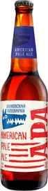 Пиво «Волковская пивоварня Американский светлый эль АПА»