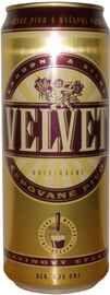 Пиво «Staropramen Velvet» в жестяной банке
