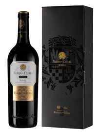 Вино красное сухое «Baron de Chirel Reserva» 2012 г. в подарочной упаковке