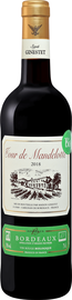 Вино красное сухое «Tour De Mandelotte Bio Bordeaux Ginestet»