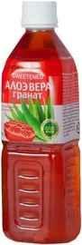 Напиток сокосодержащий негазированный «Lotte Aloe Vera Pomegranate»