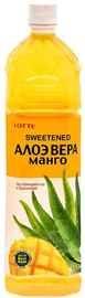 Напиток сокосодержащий негазированный «Lotte Aloe Vera Mango»