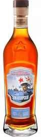 Бренди «VMF Russian brandy Komandirsky 4 y.o.»