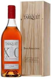 Арманьяк французский «Bas-Armagnac XO Chateau du Tariquet Magnum» в деревянном футляре