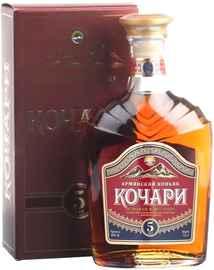 Армянский коньяк «Kochari 5 years old» в подарочной упаковке