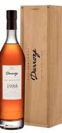Арманьяк «Bas-Armagnac Darroze Unique Collection Domaine de Salie au Freche» 1988 г., в деревянной подарочной упаковке
