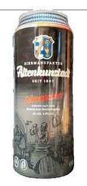 Пиво «Uberbrau Pilsner Brauhaus Altenkunstadt»