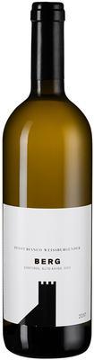 Вино белое сухое «Colterenzio Pinot Bianco Berg Alto Adige» 2018 г.