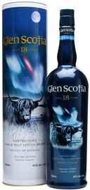 Виски шотландский «Glen Scotia 18 Years Old» в тубе