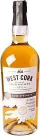 Виски купажированный «West Cork Cask Strength»