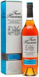 Ром «Trois Rivieres Vieux Agricole 5 Years Old» в подарочной упаковке
