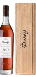 Арманьяк «Bas-Armagnac Darroze Unique Collection Domaine de Paguy a Betbezer» 2002 г.